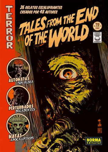 TALES FROM THE END OF THE WORLD (CÓMIC EUROPEO) por Varios autores