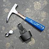 Geologenhammer im Gelände - Paket 6 für z.B. Erstsemester: Pickhammer