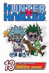 Hunter x Hunter, Vol. 13: September 10th