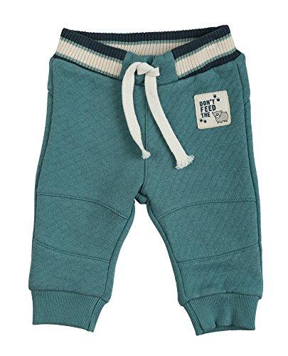 Sigikid Jungen, Baby Hose, Blau (Arctic 513), 80 EU