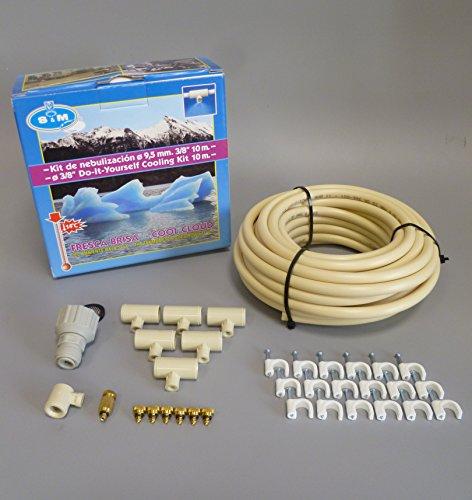 Kit nebulizador de jardín S&M 580000