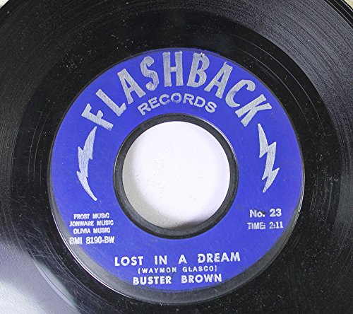 buster-brown-45-rpm-lost-in-a-dream-fannie-mae