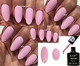 Best Pop Nail Polish Sets - Bluesky 80547 Cake Pop Splash Pastel Pale Pink Review