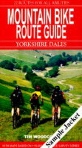Mountain Bike Route Guide Lake District: 21 Routes for All Abilities (Dalesman mountain bike guides) por Tim Woodcock