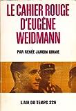 Le cahier rouge d'Eugène weidmann