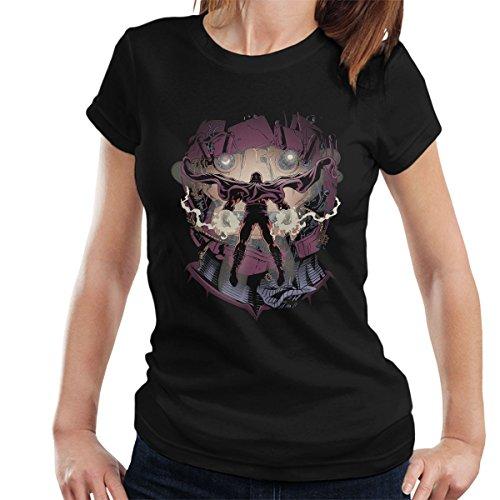 X Men Magneto Magnetic Confrontation Women's T-Shirt