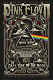 Pink Floyd Poster Live at the Rainbow Theatre, London