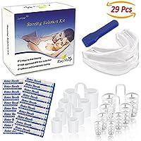 Sumyer Anti Schnarchen Lösung, Snore Stopper-Geräte-enthalten 20 Nase Streifen, 8 Nasendilatatoren (4 Größen Nase... preisvergleich bei billige-tabletten.eu