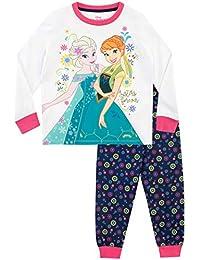 Disney Frozen Pijama para niñas El Reino del Hielo