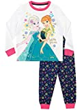 Disney Frozen Mädchen Die Eiskönigin Schlafanzug Mehrfarbig 116
