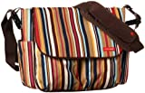 Skip Hop Dash Deluxe Uptown Changing Bag Multi Coloured (Stripe)