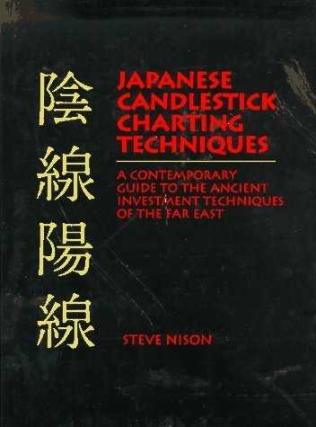 Japanese Candlestick Charting Techniques: A Contemporary Guide to the Ancient Investment Techniques for the Far East by Nison (1999) Hardcover