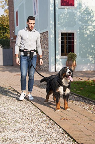 CAMON- Walky Belt&Leash. Cintura per Cani