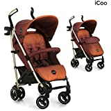 Buggy ICOO Pace - Mocca