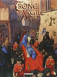 """Afficher """"Le trône d'argile n° 4 La mort des rois"""""""