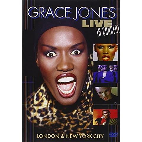 Jones Grace - Live In Concert - London & New York