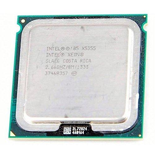 Prozessor CPU Intel Xeon Quad Core X53552.667GHz 8MB 1333MHz LGA771SLAEG