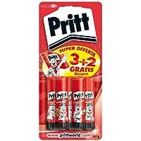 PRITT COLLA STICK 11GR 5PZ BLISTER