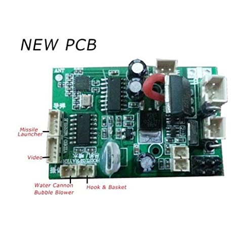 Bluelover WLtoys V912 RC Helicopter Parts New PCB Receiver Board