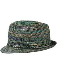 Amazon.es  Turquesa - Sombreros Panamá   Sombreros y gorras  Ropa be1fe16593ed