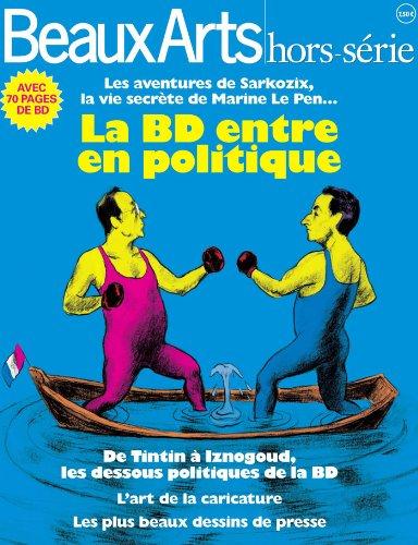 Beaux Arts Magazine, Hors-série : Quand la BD entre en politique