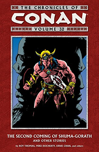 Chronicles Of Conan Volume 32: The Second Coming Of Shuma-go