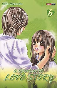 A romantic love story Edition simple Tome 6