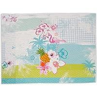 alles-meine.de GmbH Schreibtischunterlage / Unterlage - Flamingo & Hibiskus Blume - Hawaii - 5.. preisvergleich bei kinderzimmerdekopreise.eu
