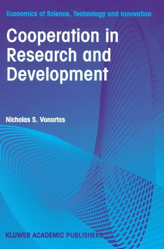 Cooperation in Research and Development (Economics of Science, Technology and Innovation)