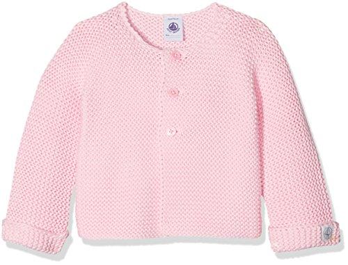 Petit Bateau Baby-Mädchen Strickjacke Cardigan 26972, Rosa (Babylone 32), 80 (Herstellergr Preisvergleich