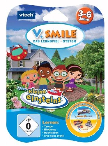 VTech 80-084164 - V.Smile Motion Lernspiel Kleine Einsteins (Kleine Einsteins Spielzeug)