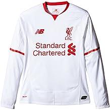 Equilibrio Liverpool FC Junior Manga Larga Jersey ...