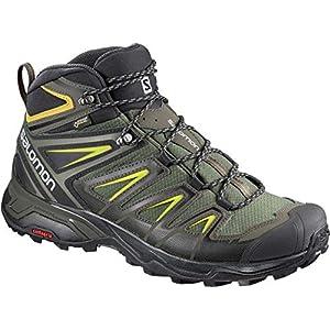 516rkkJrv3L. SS300  - SALOMON Men's X Ultra 3 Mid GTX High Rise Hiking Boots
