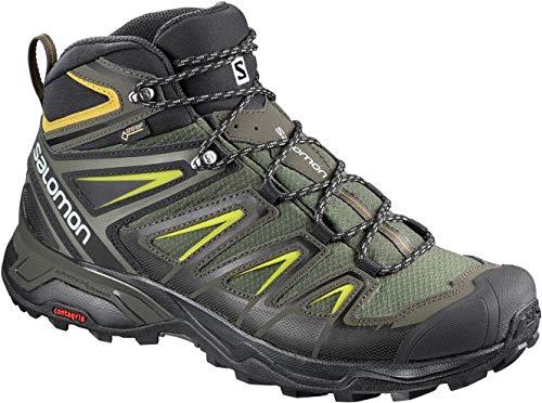 SALOMON Men's X Ultra 3 Mid GTX High Rise Hiking Boots