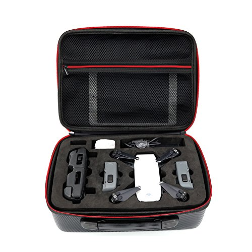 Anbee Wasserdicht Handkoffer Kasten Tasche für DJI Spark Drohne