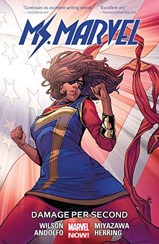 Ms. Marvel Vol. 7: Damage Per Second (Ms. Marvel (2015-))
