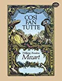 Cosi fan Tutte in Full Score (Dover Music Scores)