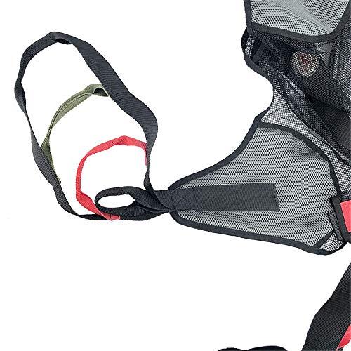 516rnU1YjDL - SHDT Cuerpo De Malla Completa con Orinal Elevación Paciente Honda, Transferencia De Manta para El Posicionamiento De Cama Y Levantamiento De Bariátrica, Enfermería, Ancianos, Discapacitados,A