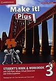 Make it! Plus level 3. Student's book-Workbook-INVALSI companion book. Per la Scuola media. Con ebook. Con espansione online. Con DVD-ROM