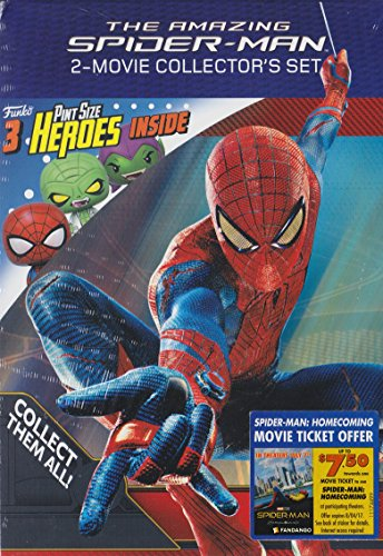 The Amazing Spider-Man 2-Movie Collector's Set