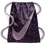 Nike Graphic Turnbeutel Gym Sack, Grand Purple/Element, One Size