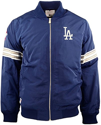 New Era MLB Team App Los Angeles Dodgers Bomber Jacke Herren S