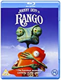 Rango [Blu-ray] [2011] [Region Free]