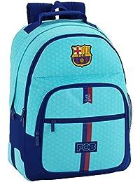 Safta Mochila Escolar F.C. Barcelona 2ª Equipacion 17/18 Oficial 320x150x420mm