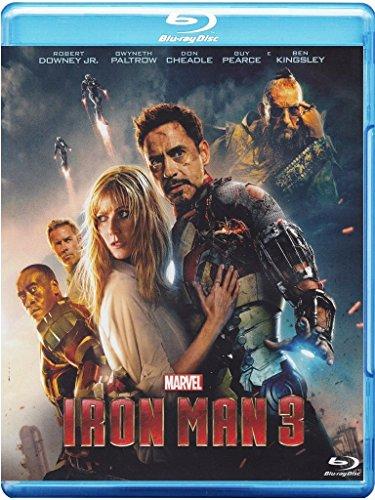 Iron Man 3 [IT Import] [Blu-ray] (Die Smart Guy Dvd)