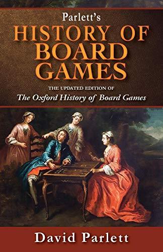 Oxford History of Board Games por David Parlett