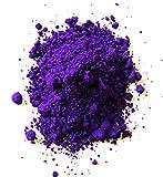 Inception Pro Infinite 100 grammes de Pigment Poudre - Huile - Tempera - Fresques - Encaustique - Coloriage - Couleur - Violet