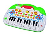 Simba 104018188 - ABC Tier-Keyboard 28x39cm