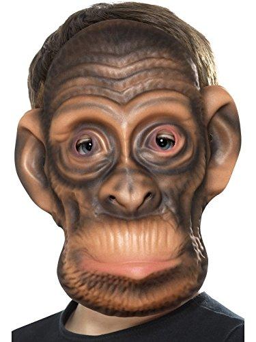 Smiffy' s 46972chimp maschera (taglia unica)