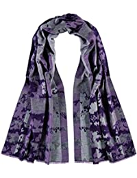 FRAAS Women's Striped Scarf One size